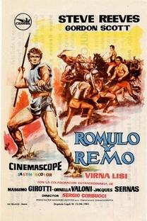 Rômulo e Remo - Poster / Capa / Cartaz - Oficial 2