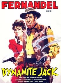 Dinamite Jack - Poster / Capa / Cartaz - Oficial 1