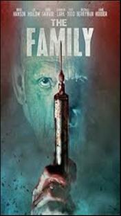 The family  - Poster / Capa / Cartaz - Oficial 1