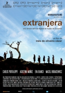 Extranjera - Poster / Capa / Cartaz - Oficial 1