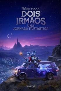 Dois Irmãos: Uma Jornada Fantástica - Poster / Capa / Cartaz - Oficial 2