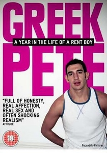 Greek Pete - Poster / Capa / Cartaz - Oficial 2