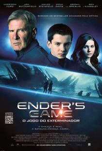 Ender's Game - O Jogo do Exterminador - Poster / Capa / Cartaz - Oficial 12