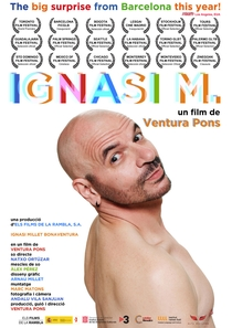 Ignasi M. - Poster / Capa / Cartaz - Oficial 1