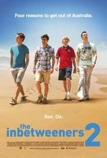 The Inbetweeners 2 - Poster / Capa / Cartaz - Oficial 1