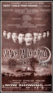 Shake, Rattle & Roll 2k5 - Poster / Capa / Cartaz - Oficial 1