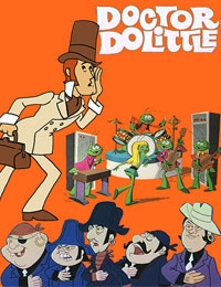 Doutor Dolittle - Poster / Capa / Cartaz - Oficial 1