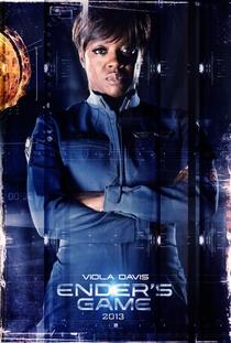 Ender's Game - O Jogo do Exterminador - Poster / Capa / Cartaz - Oficial 11