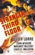 O Homem de Olhos Esbugalhados (Stranger on the Third Floor)