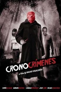 Crimes Temporais - Poster / Capa / Cartaz - Oficial 8