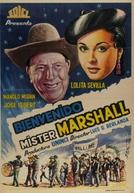 Bem-Vindo Senhor Marshall
