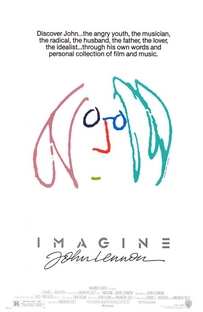 Imagine: John Lennon - Poster / Capa / Cartaz - Oficial 2