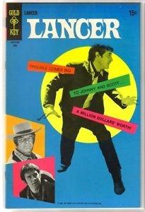 Lancer (1ª Temporada)  - Poster / Capa / Cartaz - Oficial 1