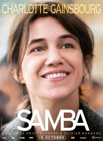 Samba - Poster / Capa / Cartaz - Oficial 5
