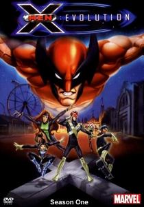 X-Men: Evolution (1ª Temporada) - Poster / Capa / Cartaz - Oficial 1