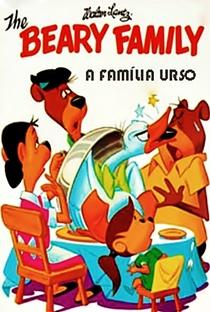 A Família Urso - Poster / Capa / Cartaz - Oficial 2