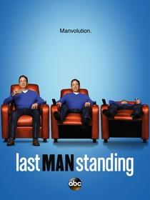 Last Man Standing (2ª Temporada) - Poster / Capa / Cartaz - Oficial 3