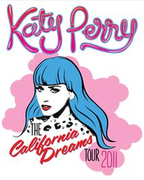 Katy Perry: California Dreams Tour - Poster / Capa / Cartaz - Oficial 1