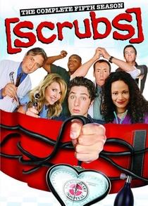 Scrubs (5ª Temporada) - Poster / Capa / Cartaz - Oficial 1