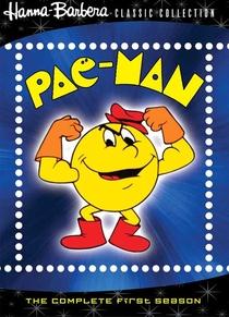 Pac-Man (1ª Temporada) - Poster / Capa / Cartaz - Oficial 1