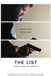 The List - Poster / Capa / Cartaz - Oficial 1