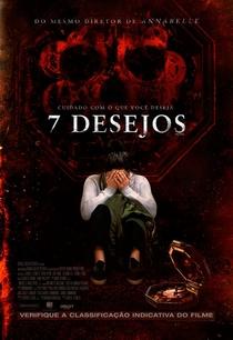 7 Desejos - Poster / Capa / Cartaz - Oficial 4