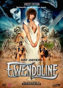 As Aventuras de Gwendoline no Paraíso - Poster / Capa / Cartaz - Oficial 1