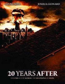 20 Anos Depois - Poster / Capa / Cartaz - Oficial 2