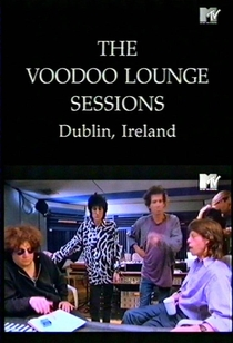Rolling Stones - Voodoo Lounge Sessions - Poster / Capa / Cartaz - Oficial 1