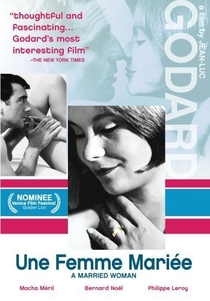 Uma Mulher Casada - Poster / Capa / Cartaz - Oficial 4