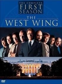 West Wing: Nos Bastidores do Poder (1ª Temporada) - Poster / Capa / Cartaz - Oficial 1
