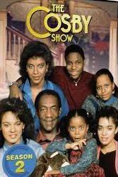 The Cosby Show (2ª Temporada) - Poster / Capa / Cartaz - Oficial 1