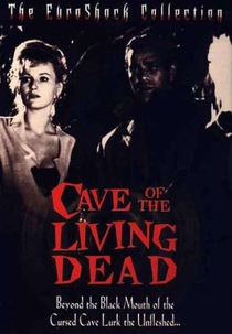 Cave of the Living Dead - Poster / Capa / Cartaz - Oficial 1
