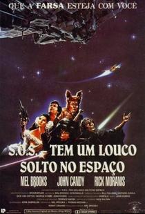 S.O.S. - Tem um Louco Solto no Espaço - Poster / Capa / Cartaz - Oficial 5