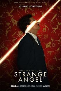 Strange Angel (1ª Temporada) - Poster / Capa / Cartaz - Oficial 2