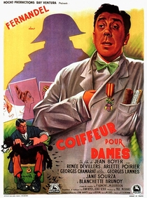 Cabeleireiro das Arábias - Poster / Capa / Cartaz - Oficial 1
