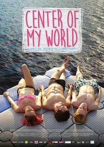 Centro do Meu Mundo - Poster / Capa / Cartaz - Oficial 2