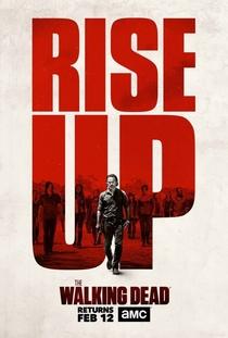 The Walking Dead (7ª Temporada) - Poster / Capa / Cartaz - Oficial 1
