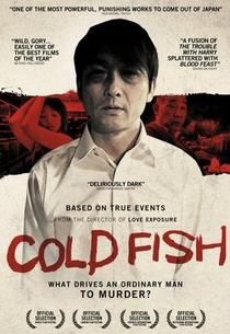 Cold Fish - Poster / Capa / Cartaz - Oficial 5