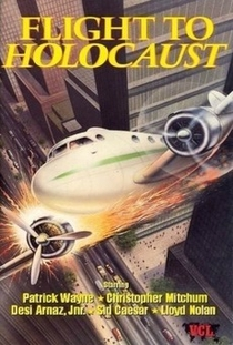 Vôo para o Holocausto - Poster / Capa / Cartaz - Oficial 1