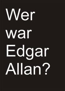 Wer war Edgar Allan?  - Poster / Capa / Cartaz - Oficial 2