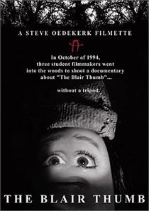 The Blair Thumb - Poster / Capa / Cartaz - Oficial 1