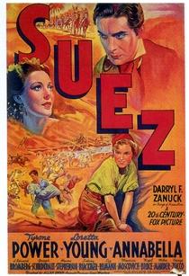 Suez - Poster / Capa / Cartaz - Oficial 1