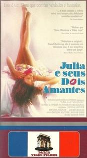 Julia e Seus Dois Amantes - Poster / Capa / Cartaz - Oficial 1