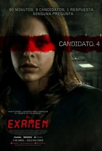 Exame - Poster / Capa / Cartaz - Oficial 7
