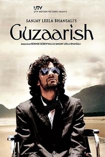 Guzaarish - Poster / Capa / Cartaz - Oficial 10