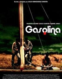 Gasolina - Poster / Capa / Cartaz - Oficial 1