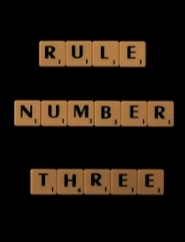 Rule Number Three - Poster / Capa / Cartaz - Oficial 1