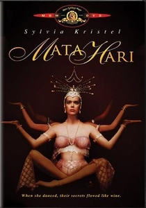 Mata Hari  - Poster / Capa / Cartaz - Oficial 1