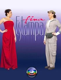 Fina Estampa - Poster / Capa / Cartaz - Oficial 2